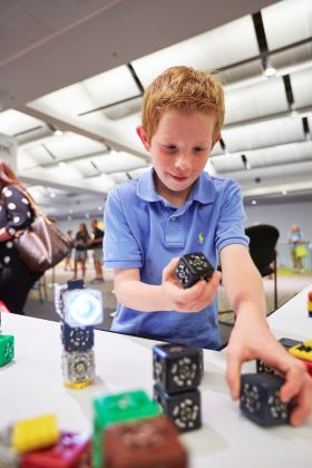 The Merge Cube is one of the most popular edtech tools for classrooms.