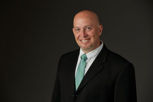 ISTE Board President Bill Bass