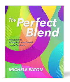 The Perfect Blend by Michele Eaton